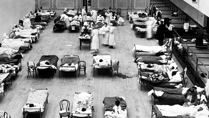 A 100 años de la gripe española que dejó 50 millones de muertos: ¿Se aproxima una nueva pandemia?