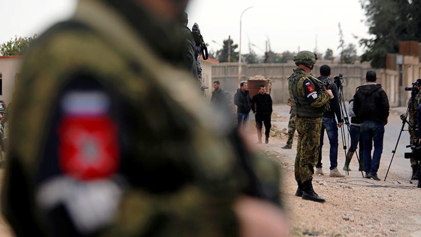 Se rinde en Guta Oriental un primer grupo de milicianos tras conversaciones con mediación rusa