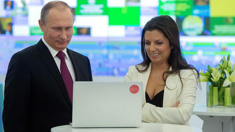 Putin explica por qué RT no pudo influir en las elecciones de EE.UU.