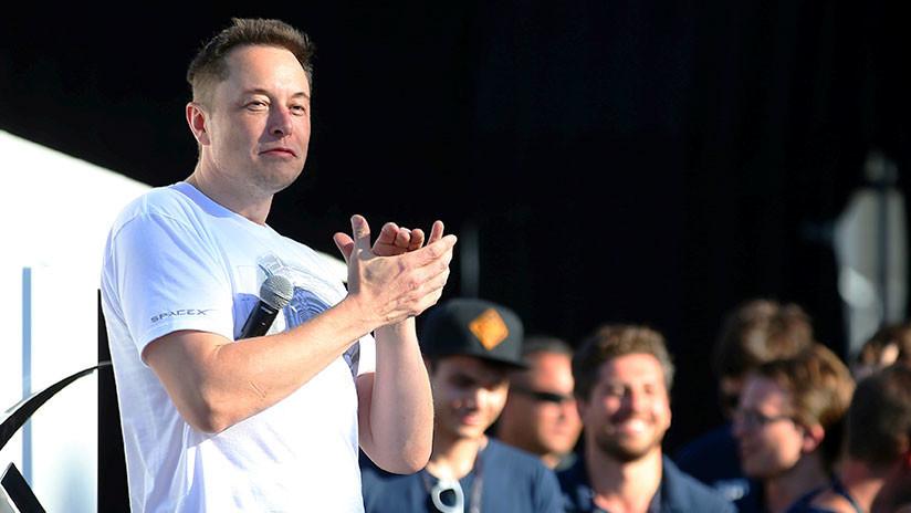 VIDEO: Elon Musk revela los secretos de su revolucionario 'metro'