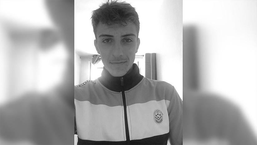 Otra tragedia en el fútbol europeo: Muere un jugador francés de 18 años