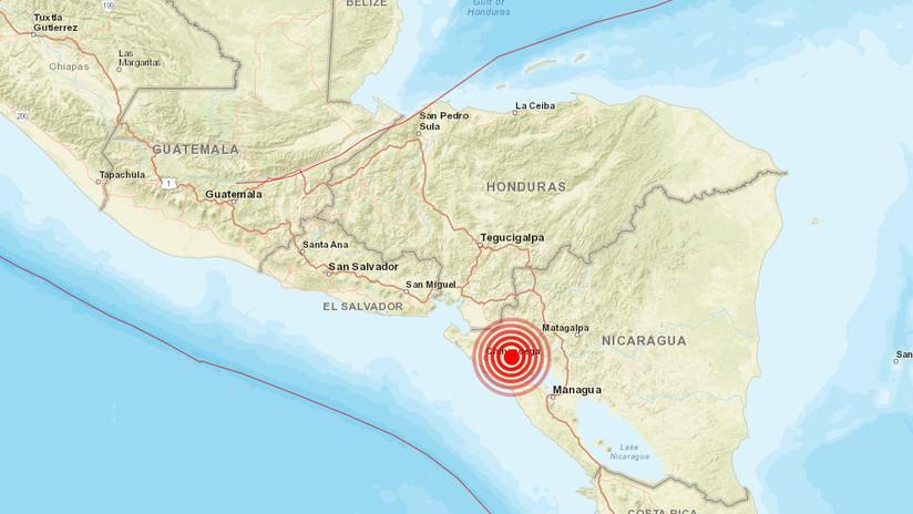 Registran un enjambre sísmico cerca de volcán Telica en Nicaragua