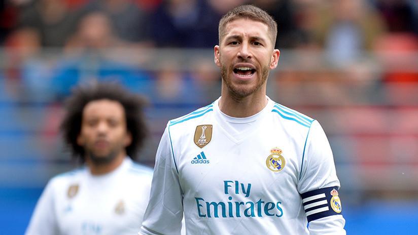 """""""Se ha cagado un poco"""": El capitán del Real Madrid se fuga en pleno partido para ir al baño"""