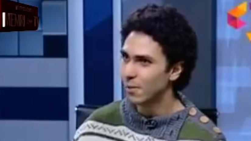 """""""Vaya a un hospital psiquiátrico"""": Un ateo es expulsado de un programa de televisión egipcio (VIDEO)"""