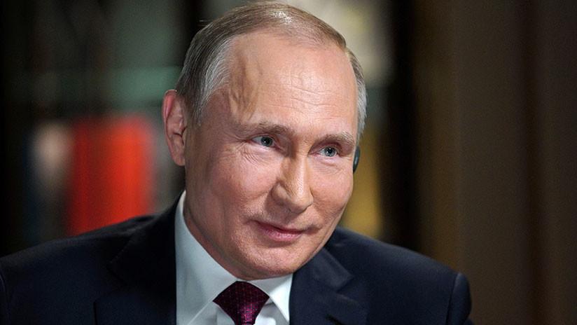 Putin revela qué es lo único que no puede perdonar