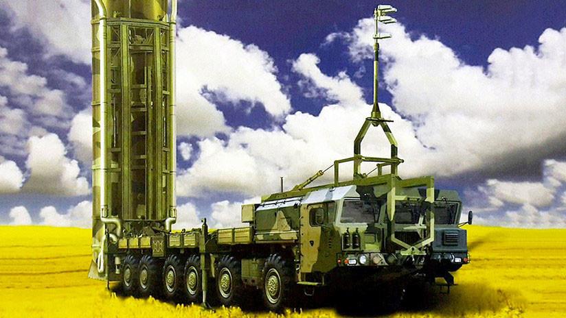 S-500 'Prometey', el nuevo 'escudo' antimisiles de Rusia, sin parangón en el mundo
