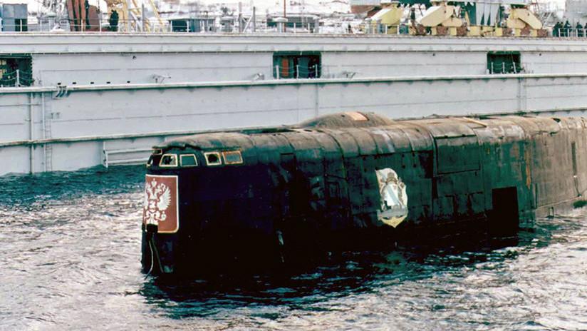 Putin revela por qué se hundió el submarino ruso Kursk