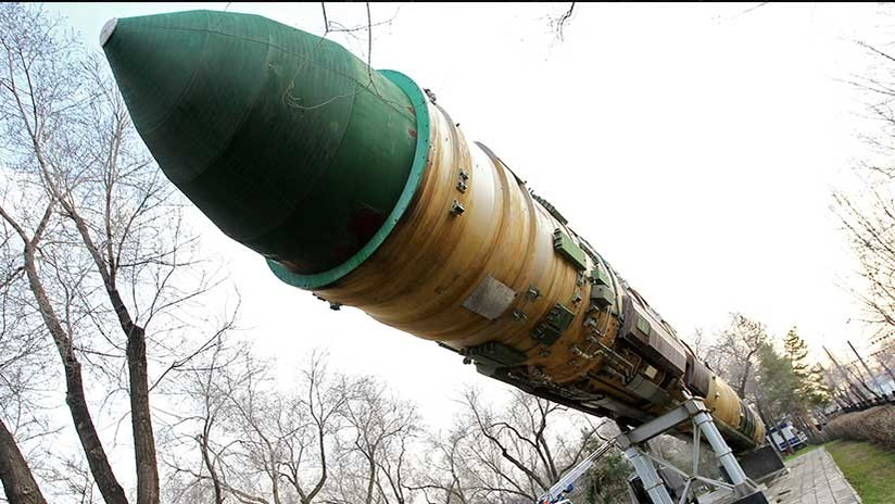 Rusia da a conocer el destino final de los 'Satán', sus misiles balísticos más poderosos