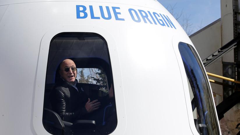 El hombre más rico del mundo promete hacer de los viajes al espacio una realidad para todos