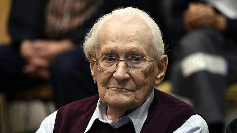Muere el 'contable de Auschwitz', implicado en el asesinato de 300.000 personas