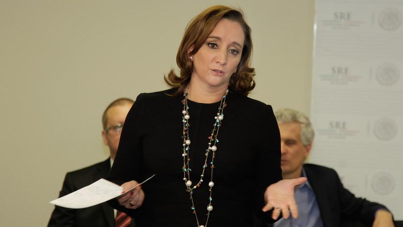 VIDEO: PRI pide a la OEA difundir acusaciones contra candidato opositor a la Presidencia de México