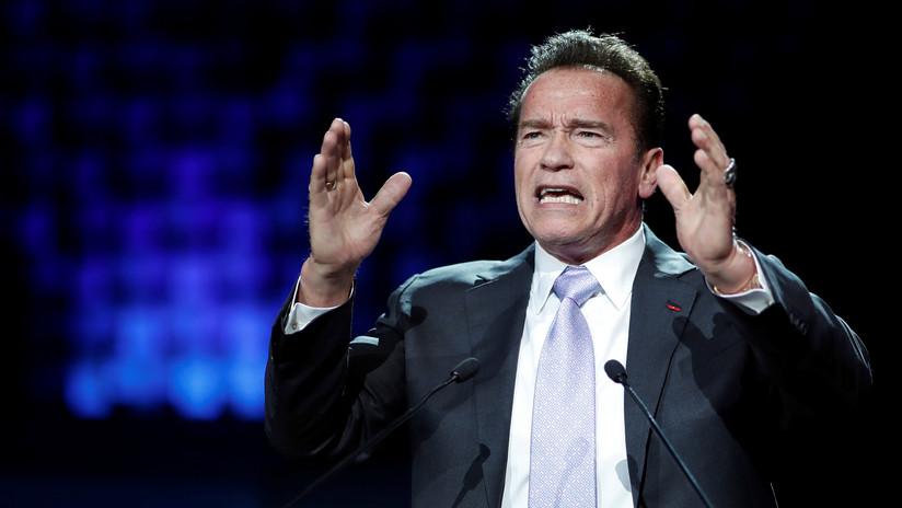 """Schwarzenegger entra en guerra jurídica contra las petroleras por """"matar gente"""" en todo el mundo"""