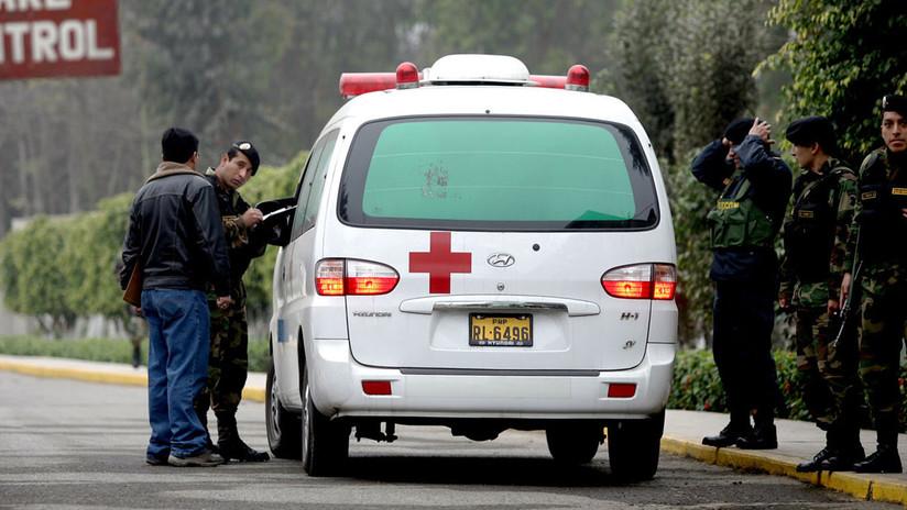 VIDEO MORTAL: Mujer pierde la vida, sepultada por el alud que grababa con su teléfono móvil en Perú