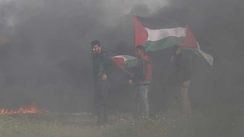 Se registra una explosión durante la visita del primer ministro palestino a Gaza