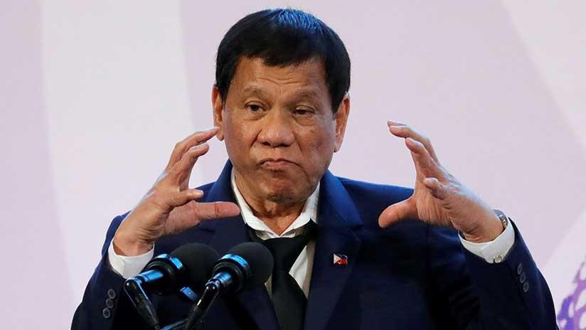 """""""Tírenlos a los cocodrilos"""": Duterte, sobre los expertos en DD.HH. de la ONU"""