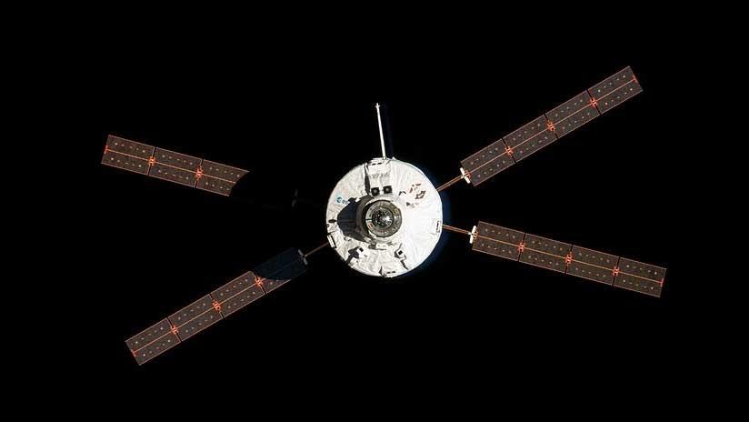 FOTO: Captan vagabundeando por el espacio la estación espacial china tóxica