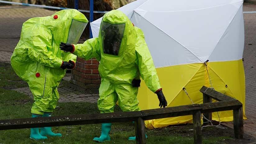 ¿Qué es el Novichok, el agente químico que estaría tras el envenenamiento de Skripal?