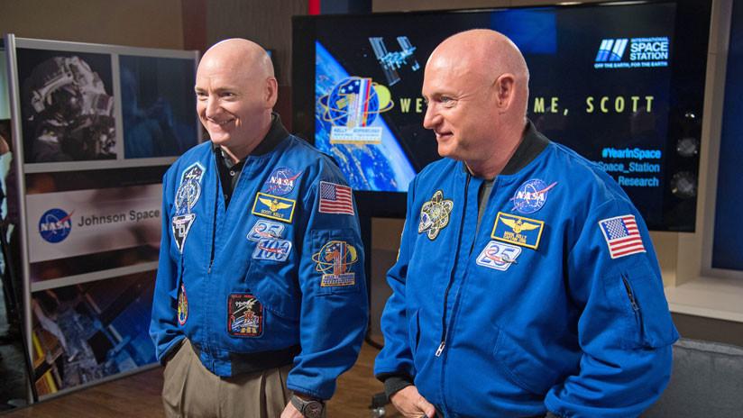 Un astronauta de la NASA pasa un año en el espacio y su ADN cambia (FOTOS)