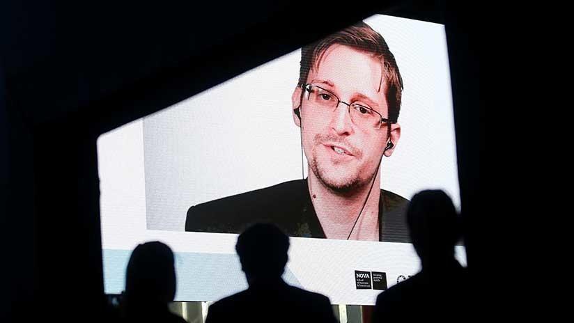 Snowden afirma que la nueva jefa de la CIA puede ser arrestadasi visita la Unión Europea