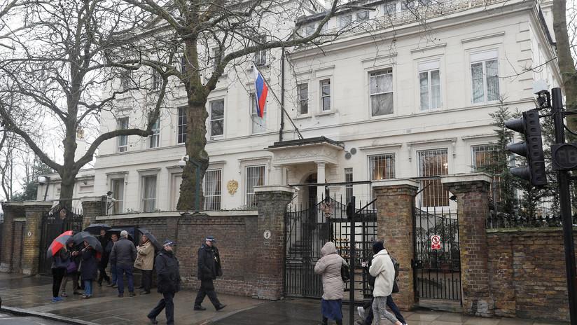 """Planes en marcha"": Moscú pide a Londres explicar sus amenazas de ataques cibernéticos contra Rusia"