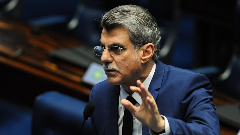 Caso Odebrecht: Detienen al portavoz del gobierno de Michel Temer en el Senado de Brasil