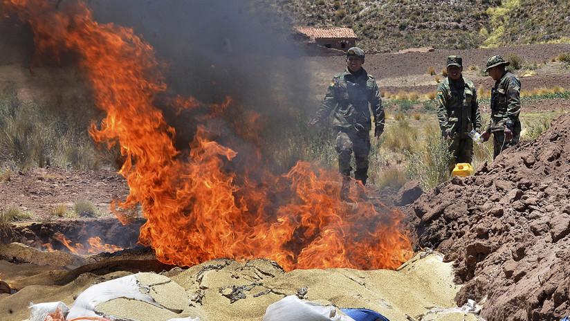 Bolivia: Policía y Ejército responderán con disparos y explosivos a contrabandistas