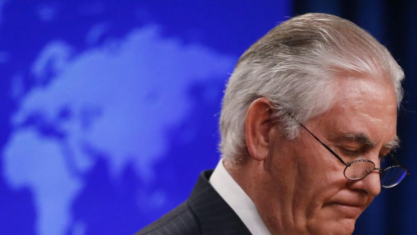 """""""Fui tillersoneado"""": Usuarios de Twitter comparten sus historias de ruptura en apoyo a Tillerson"""