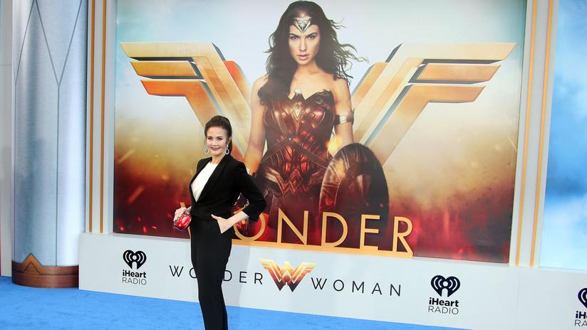 'La Mujer Maravilla' Lynda Carter reconoce que fue violada y sufrió acoso sexual durante su carrera