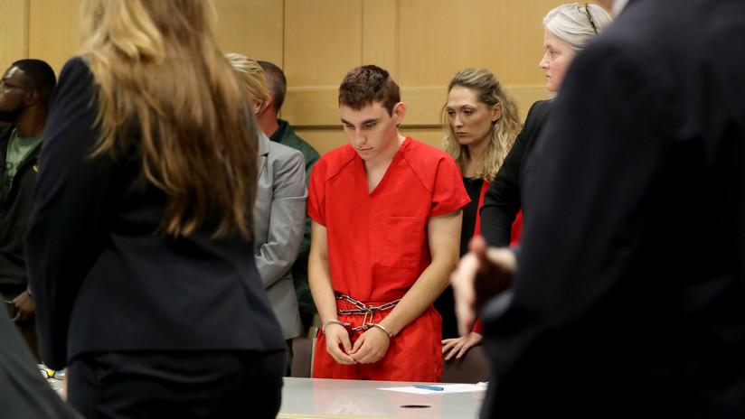 Piden la pena de muerte para el autor del tiroteo en Florida, Nikolas Cruz