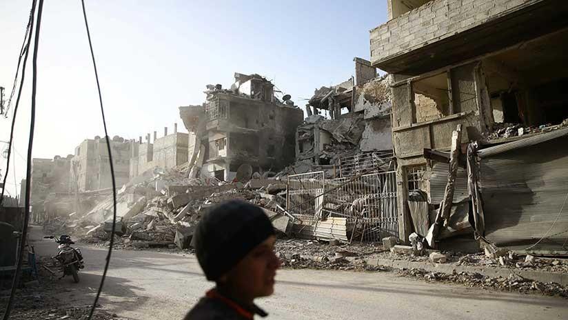 """Moscú: """"EE.UU. prepara provocaciones con armas químicas en Siria"""""""