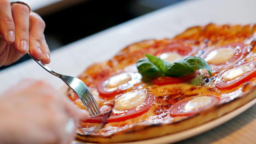 Descubren un beneficio inesperado que la pizza ofrece a los trabajadores