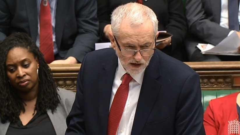 """Líder del Partido Laborista británico: """"Necesitamos continuar buscando un diálogo robusto con Rusia"""""""