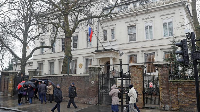 """""""Las acciones del Gobierno británico sobre el caso Skripal son inaceptables y una provocación"""""""