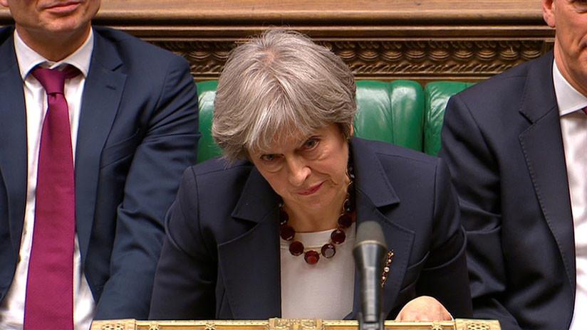 """El caso Skripal """"le está sirviendo a Theresa May para consolidar su poder"""""""