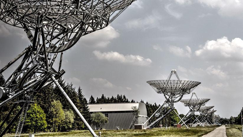 Captan tres pulsos de radio de enorme intensidad provenientes del espacio