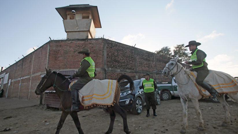 FOTOS IMPACTANTES: Seis presos murieron durante un megaoperativo policial en una cárcel de Bolivia