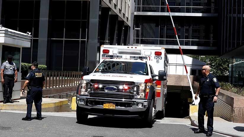Hospitalizan a un premio nobel en EE.UU. y hallan a su esposa muerta