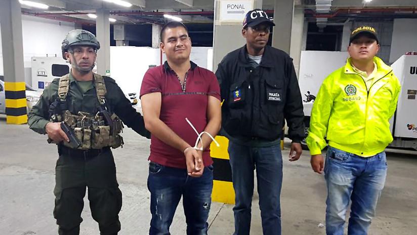 Cae narcotraficante colombiano que tenía nexos con el cártel de Sinaloa de México