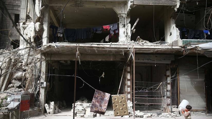 """Moscú: """"Washington no podrá distraernos de Siria con la situación en el Reino Unido"""""""