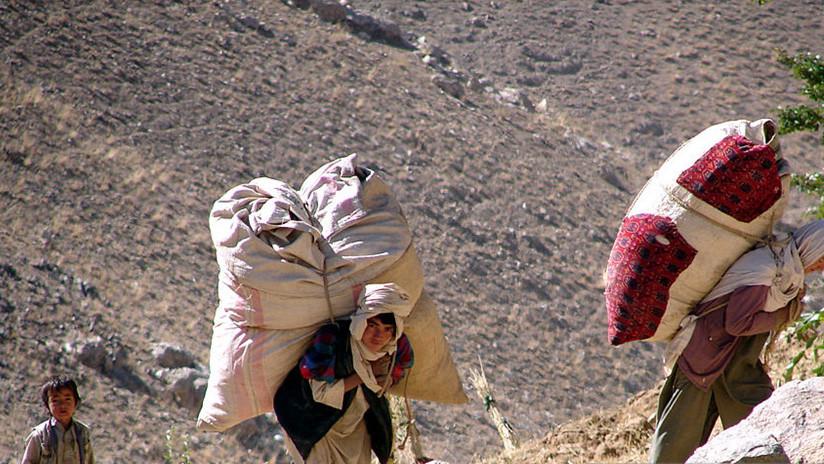 Bautizar como Donald Trump a un bebé afgano 'arruina' la vida de sus padres