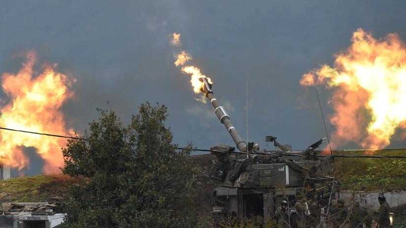 Israel ataca la Franja de Gaza tras la explosión de varias bombas en la frontera