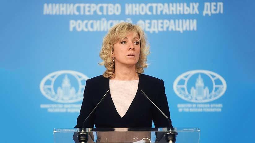 Cancillería rusa: Londres se niega a proporcionar datos concretos sobre el caso Skripal
