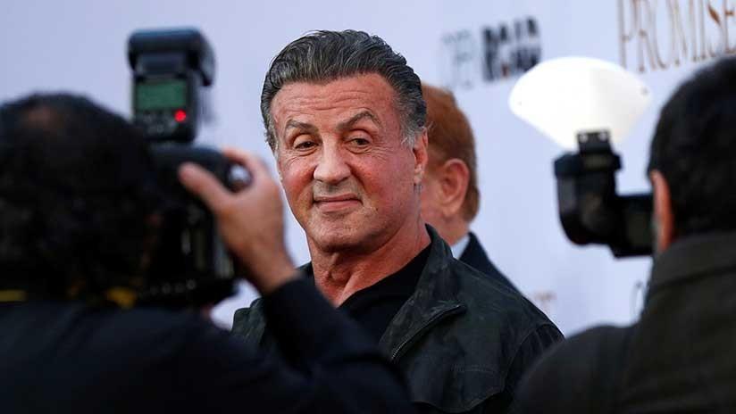 VIDEO: Sylvester Stallone asombra la Red con su increíble estado de forma a los 71 años