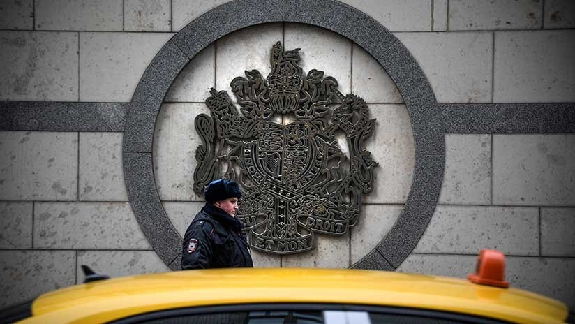 """""""Pronto"""": Lavrov promete expulsar a diplomáticos británicos en respuesta a Londres"""