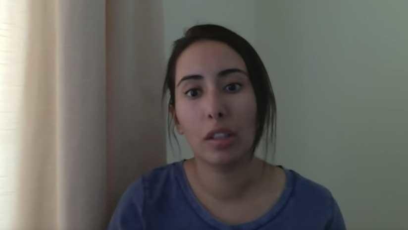 """""""Este puede ser mi último video"""": Una princesa emiratí deja este mensaje y desaparece (VIDEO)"""