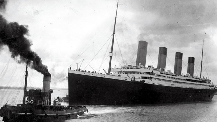 El hombre que pudo ser responsable de la catástrofe del Titanic (y no iba en el barco)