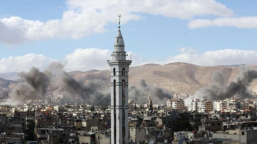 """La Unión Europea anuncia por error nuevas sanciones contra Siria por """"ataques químicos"""""""