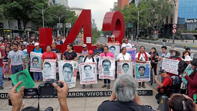 El Gobierno de México rechaza el informe de la ONU sobre las torturas en el caso Ayotzinapa