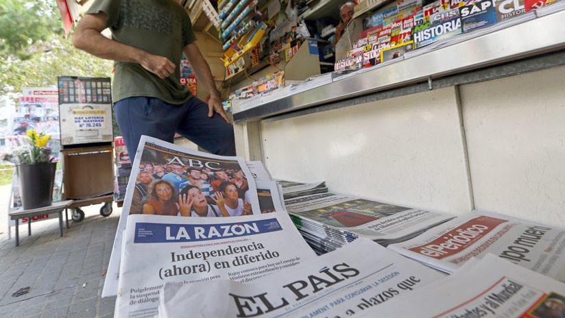 La Asociación de la Prensa de Madrid acusa de acoso a RT por defenderse del acoso de El País