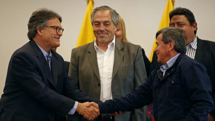 El gobierno de Colombia reanuda diálogos de paz con el Ejército de Liberación Nacional